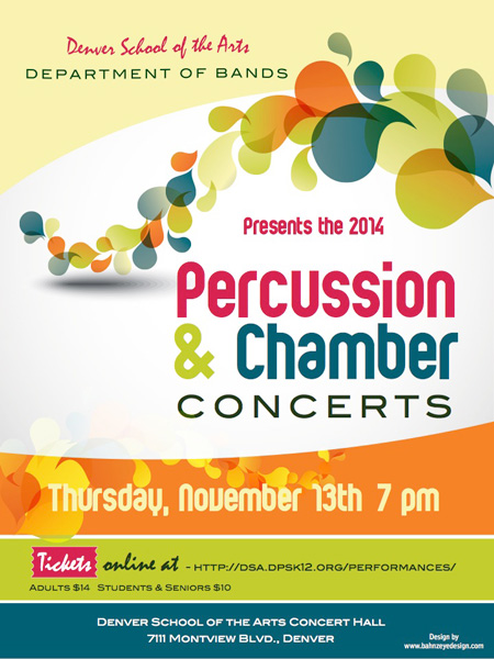 CHAMBER/PERCUSSION CONCERT